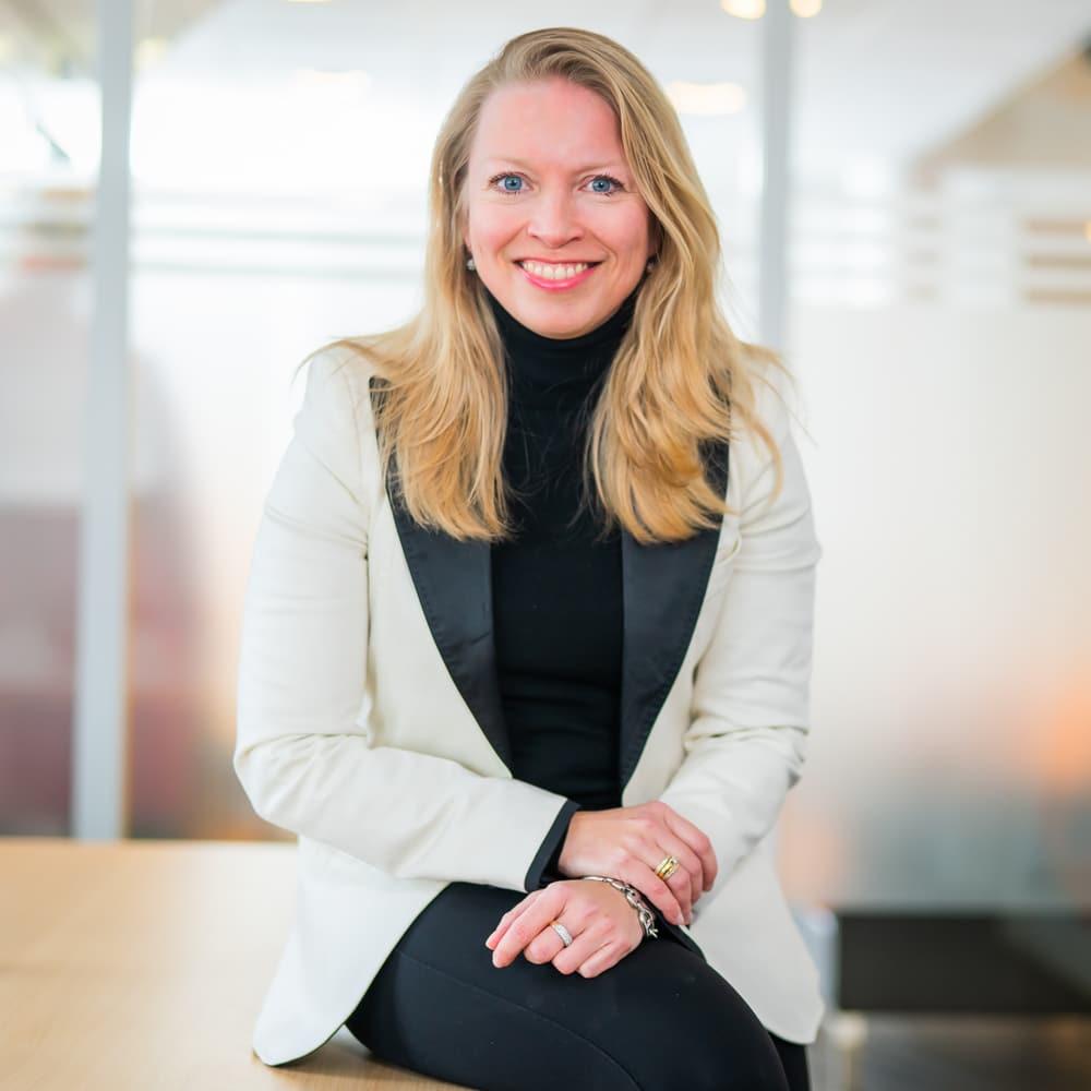 Andrea van der Giezen