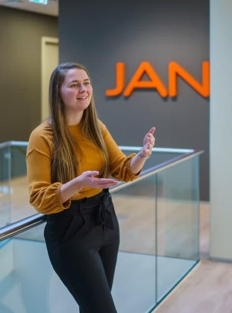Personeelsdiensten van JAN©